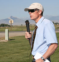 Research Highlighted at Powell Research and Extension Center Field Day
