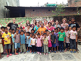 UW Early Childhood Education Students Gain Skills, Perspective in Nepal