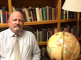 UW Faculty Member Translates Influential 19th Century Scientific Work
