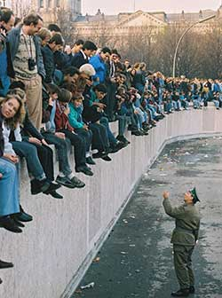 Mock Berlin Wall to Be Built and Torn Down at UW