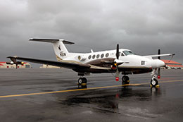 King Air Research Aircraft