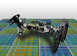 Robots Can Recover From Damage in Minutes, UW Researcher Helps Demonstrate