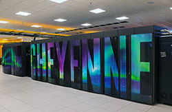 UW Researchers to Use New Cheyenne Supercomputer for Two Initial Projects