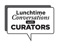 conversations with curators logo