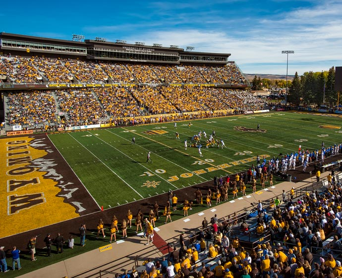 UW Tour | University of Wyoming