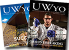 Cover images of Uwyo 16.2 and 16.1