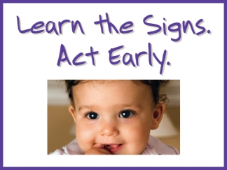Baby Steps: Learn the Signs. Act Early. (4:32) | CDC-TV | CDC