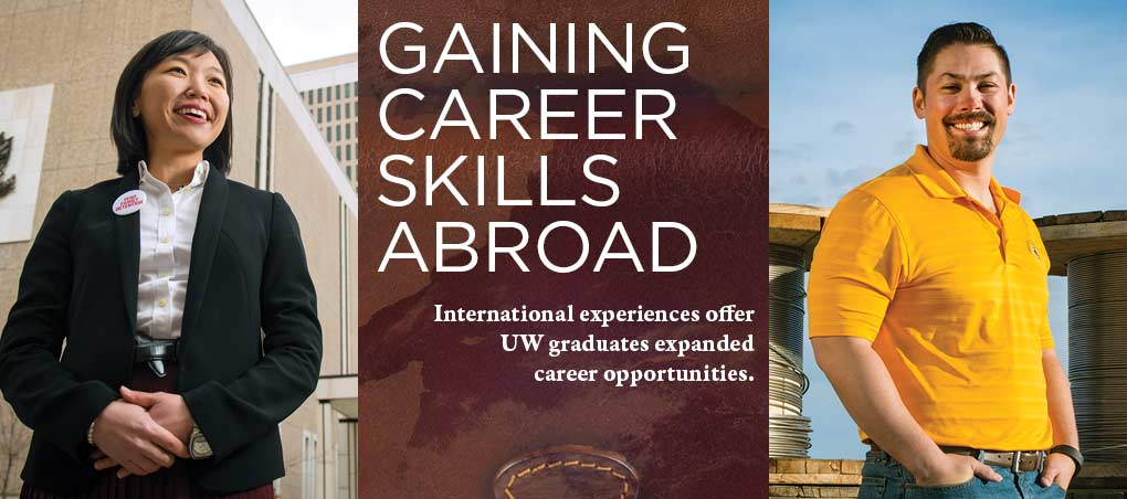 Gaining Career Skills Abroad