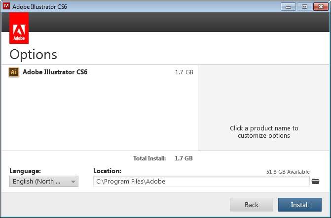 Adobe Illustrator CS6 keygen