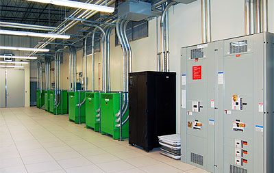 ITC Data Center electrical gallery
