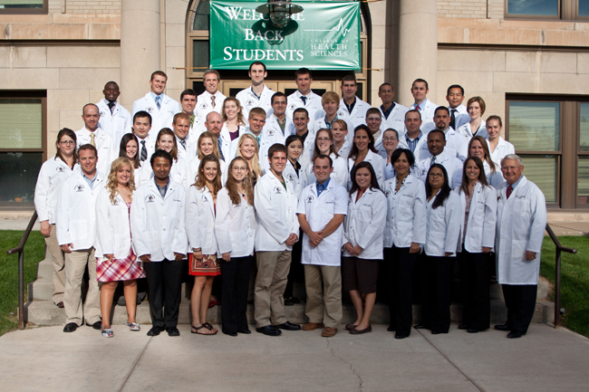Class of 2015 White Coat Ceremony | School of Pharmacy ...