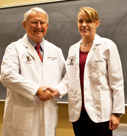 Pharmacy Student Lisa Ohnstad is the First Pharm.D./Executive MBA ...