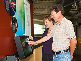 NWSC Visitor Center Designed to Educate and Inspire Public about Science