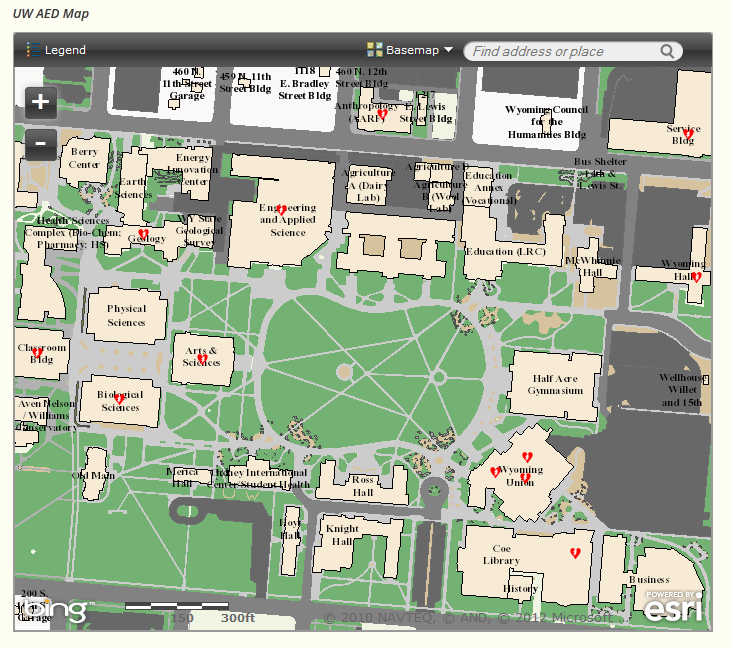 Uga Campus Map With Building Numbers.Campus Enterprise Gis