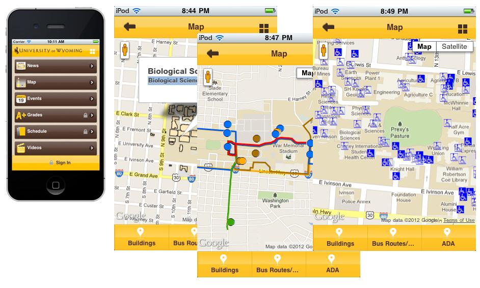 Campus Enterprise GIS